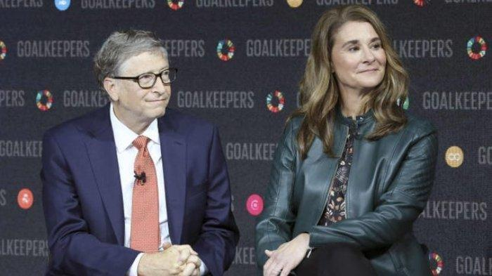 Bill Gates dan Melinda Gates bercerai usai menikah selama 27 tahun