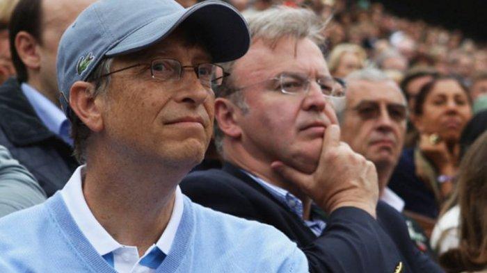 Kekayaan Bersih Bill Gates Tembus Rp 1.400 Triliun Minggu Ini, Masih Orang Terkaya Kedua di Dunia