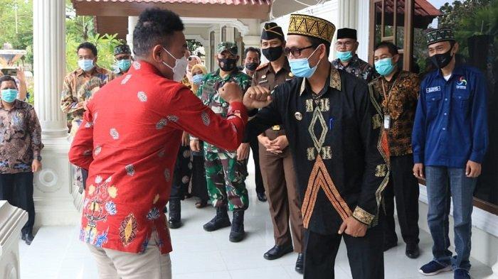 Staf Khusus Presiden Kunjungi Aceh Selatan, Ini Harapan Bupati Tgk Amran
