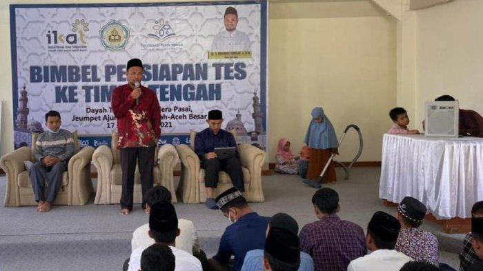 IKAT Aceh Gelar Bimbingan Belajar untuk Calon Mahasiswa Timur Tengah