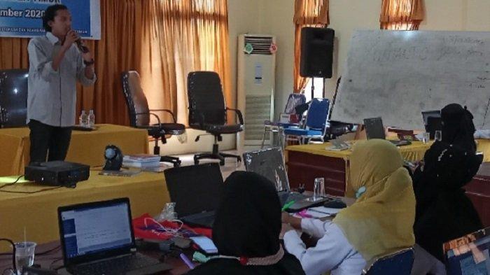 Guru di Aceh Timur Diajarkan Cara Mengelola Perpustakaan