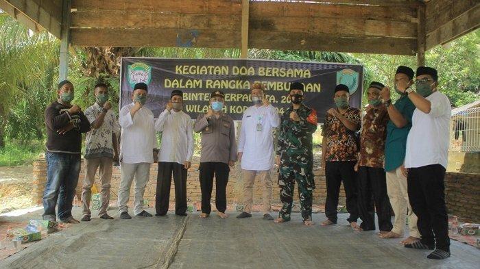 Kodim Aceh Timur Pusatkan Binter di Peureulak, Programkan Rehab RTLH hingga Buat Rumah Online
