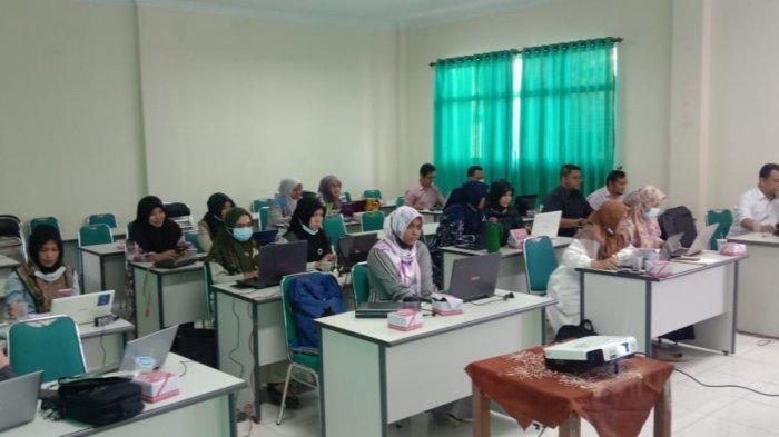 Dosen Umuslim Ikut Pelatihan Blended Learning