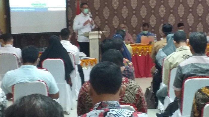 Tim Sekda Aceh Kunjungan Kerja ke Bireuen, Pastikan Penyaluran Dana Desa dan BLT