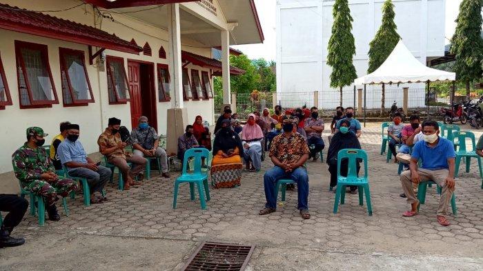 Teungoh Blang Mee, Gampong Tercepat di Lhoong, Aceh Besar, Salurkan BLT, Ini Jumlah Penerimanya