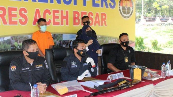 Bocah di Aceh Besar Meninggal Terkena Peluru Nyasar, Ternyata Pelaku Lagi Uji Coba Senapan Baru