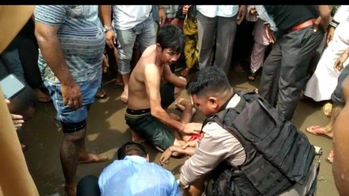 Dua dari 4 Bocah Tenggelam Saat Mandi di Pantai Bantayan Seunuddon, Aceh Utara Ditemukan Meninggal