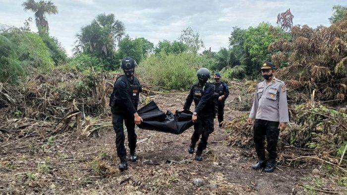Bom Peninggalan Masa Konflik Diledakkan di Aceh Utara