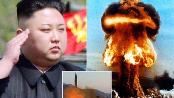 Rudal Balistik Korea Utara Jangkau London, Inggris Kirim 2 Kapal Perusak ke Asia Timur