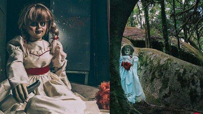 Geger, Boneka 'Horor' Annabelle Dikabarkan Hilang, Begini Fakta dari Boneka Menyeramkan Ini