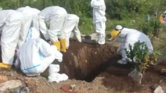 Ratusan Makam Khusus Covid-19 Terpaksa Dibongkar, Ternyata Jenazah Tidak Terpapar Corona
