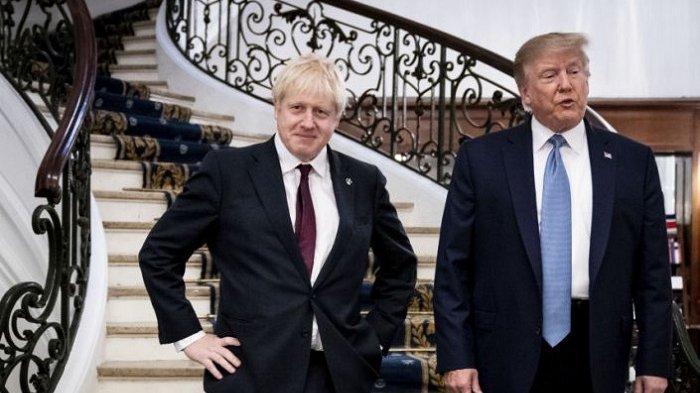 Perdana Menteri Inggris, Dari Mendukung Trump Jadi Berbalik Arah