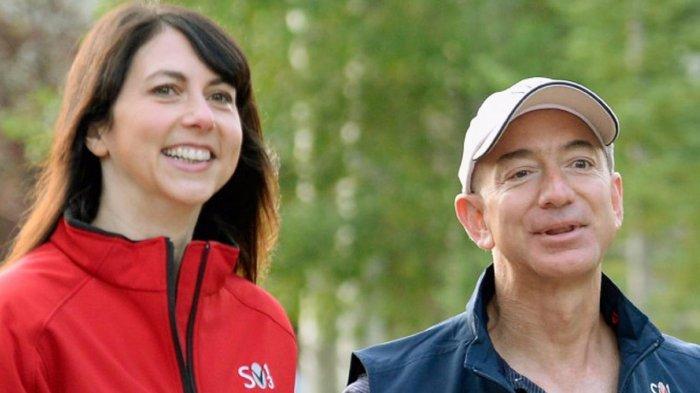 MacKenzie Scott, Mantan Istri Jeff BezosSumbangkan Rp 38,61 Triliun Hartanya untuk Amal