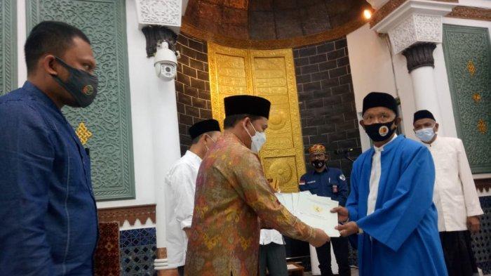 Baru 6.724 Tanah Wakaf di Seluruh Aceh yang Bersetifikat, BPN Aceh: Prosesnya Sangat Mudah