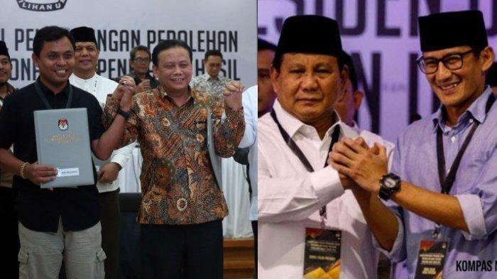 Saksi BPN Prabowo-Sandi Tolak Tanda Tangan Hasil Pilpres, KPU: Tidak Memengaruhi Proses