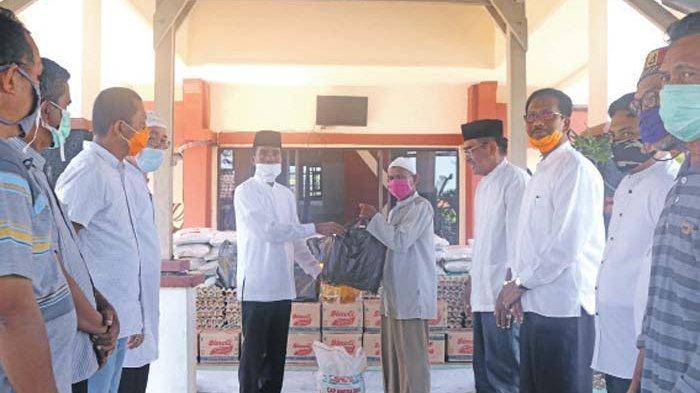 BPSDM Aceh Bagikan Sembako untuk Tenaga Honorer dan Kontrak