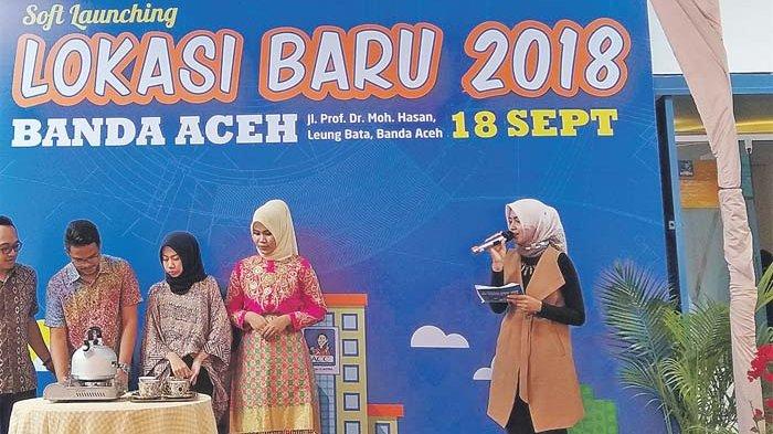 Acc Luncurkan Pembiayaan Rp 126 M Serambi Indonesia