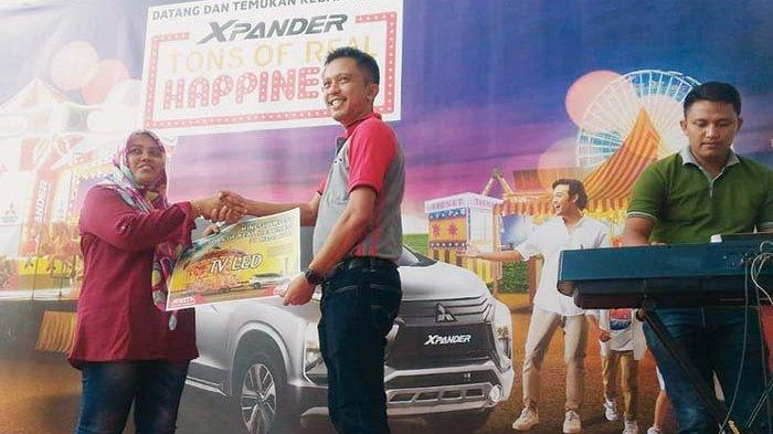 Manjakan Pelanggan, Mitsubishi Bagi-bagi Hadiah