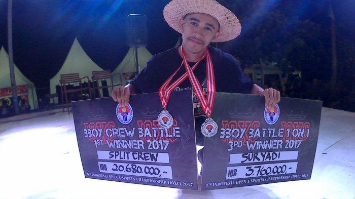 Wow! Breakdancer Ganteng Asal Aceh Ini Juarai Kompetisi Dunia