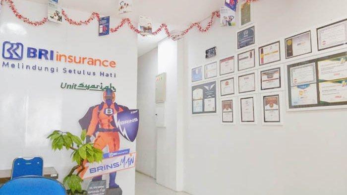 Kantor BRINS Aceh Syariah