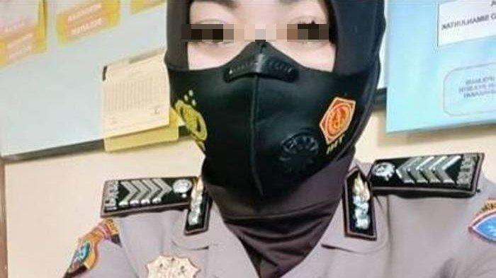 Polwan LA Sudah Urus 28 Orang, Masih Berpangkat Bripka Sudah Berani Jadi Calo Masuk Polisi