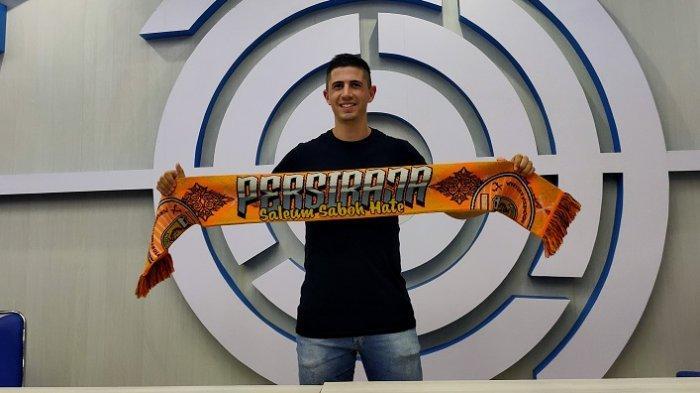 Liga 1 Resmi Dilanjutkan, Bruno Dybal Tunggu Dihubungi Manajemen Persiraja, Bersiap Kembali ke Aceh