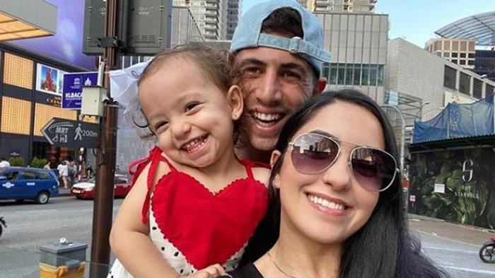 Dari Sao Paulo Brasil, Bruno Dybal Gelandang Persiraja Banda Aceh Sudah Bersiap kembali ke Indonesia