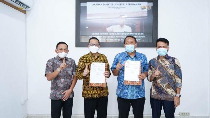 BSI Salurkan Bantuan Stimulan Perumahan Swadaya di Provinsi Aceh