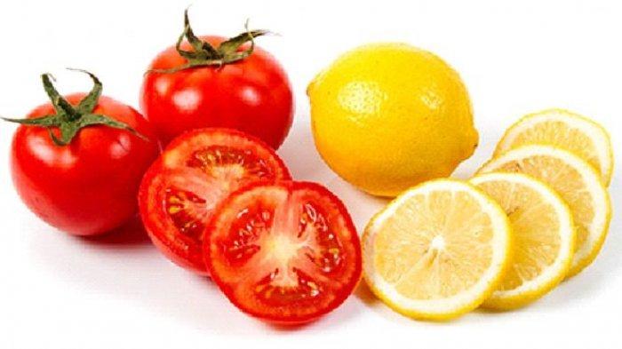 Tomat Dan Lemon Ternyata Bermanfaat Untuk Perawatan Wajah Serambi Indonesia