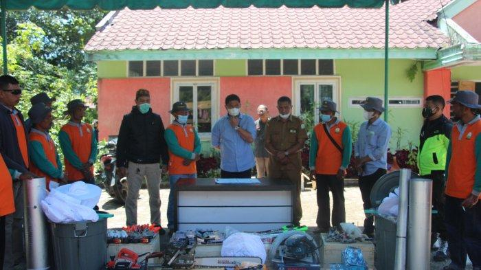DPMG Aceh Latih Dua Kelompok Budidaya Lebah Madu di Aceh Tengah