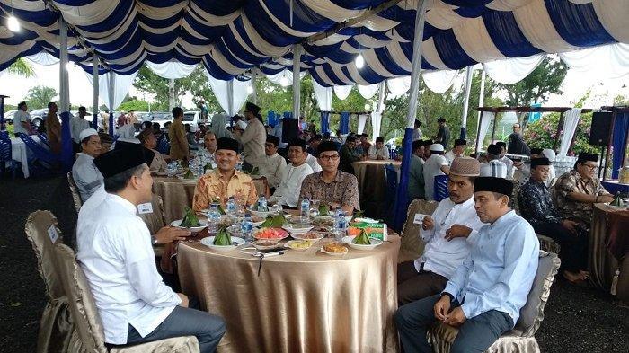 Buka Puasa Bersama Pemkab Aceh Besar, Diisi Tausyiah Ramadhan