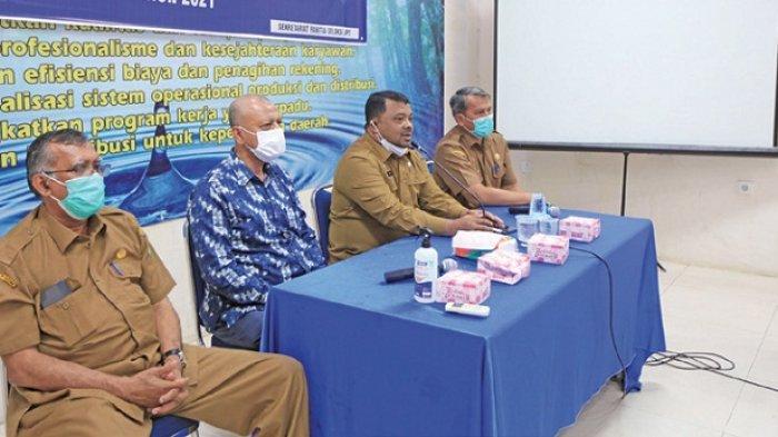 Sekdakab Aceh Besar Buka Seleksi Calon Pimpinan Tinggi Pratama