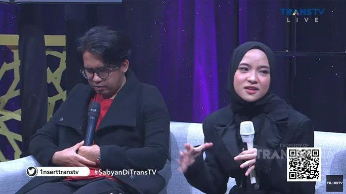Nissa Sabyan Ungkap Alasan Nangis di Video Klip, Gara-gara Dengar Ucapan Ayus