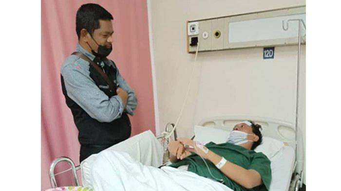 Tokoh Aceh di Malaysia Datuk Mansyur Jalani Operasi Usus Buntu, Bukhari Ibrahim Mohon Doa dari Semua
