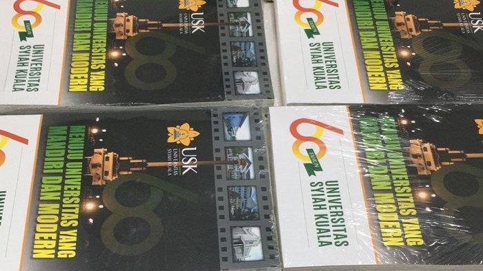 Ini 3 Buku Penting akan Diluncurkan Rektor saat Puncak Dies Natalis Ke-60 USK