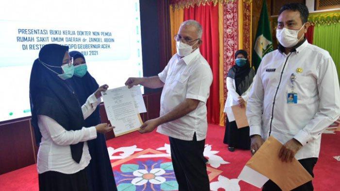 Sekda Aceh akan Serahkan 3.103 SK Guru dan Nakes yang Naik Pangkat dan Pensiun