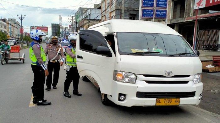 Empat Titik Perbatasan Aceh-Sumut Ditutup, Perusahaan Bus Kembalikan Uang Tiket Penumpang