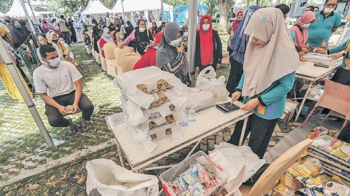 Pasar Murah Pemko Jual 1.854 Paket Bahan Pokok Seharga Rp 120 Ribu, Catat Lokasi dan Tanggalnya