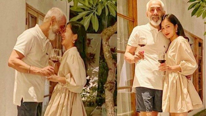 Bunga Zainal Murka Disebut Nikahi Kakek-kakek Demi Harta, Istri Sukhdev Singh Sumpahi Netizen