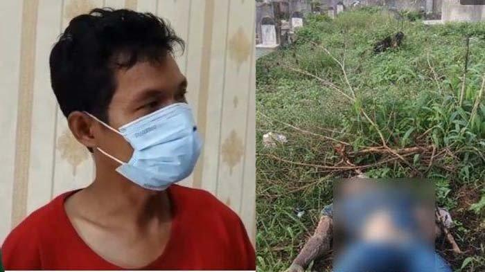 Bunuh Pacar Sesama Jenis, Hidayat Ngaku Murka Diperlakukan Jijik saat Bercinta di Dekat Kuburan Cina