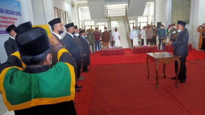 Akmal Ibrahim: Pejabat Abdya Tidak Boleh Punya Visi Misi, Bekerja Sungguh-sungguh Merupakan Ibadah