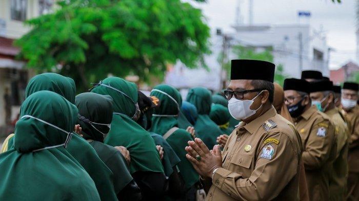 Halal Bihalal Bupati Aceh Barat: Jangan Ada Lagi Dendam di Antara Kita