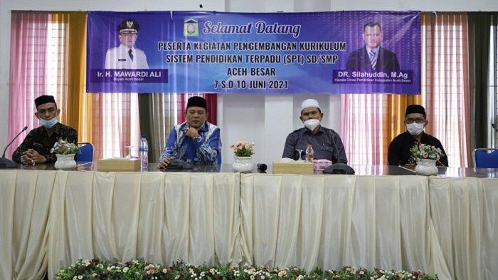 Aceh Besar Terapkap Sistem Pendidikan Terpadu di 33 Sekolah, Kurikulum Terus Diperkuat
