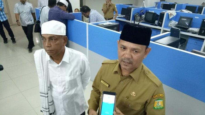 Wajibkan Pramugari Berjilbab, Bupati Mawardi Ali: Semoga Jadi Daya Tarik Berkunjung ke Aceh