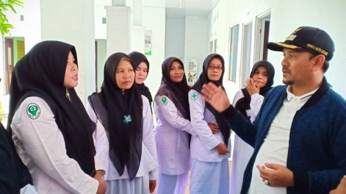 Pelayanan Puskesmas Pulo Aceh Diperkuat