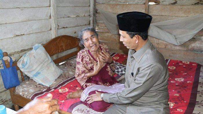 Bupati Aceh Selatan: Insya Allah, Derita Nek Samsimah Segera Berakhir