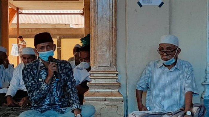 Bupati Aceh Selatan Silaturahmi ke Pondok Pesantren Darul Ihsan Labuhan Haji