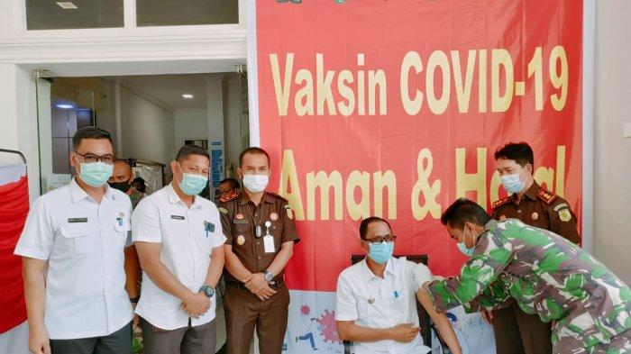 Warga Terkonfirmasi Covid di Aceh Selatan Mencapai 418 orang