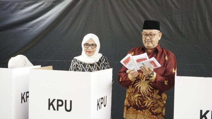 Hasil Pemilu belum Tersedia di Desk Pemilu Aceh Selatan