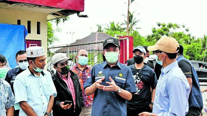 Kepala BPH Migas Kunjungi Aceh Selatan